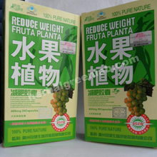 FRUTA PLANTA Herbal Slimming Pills