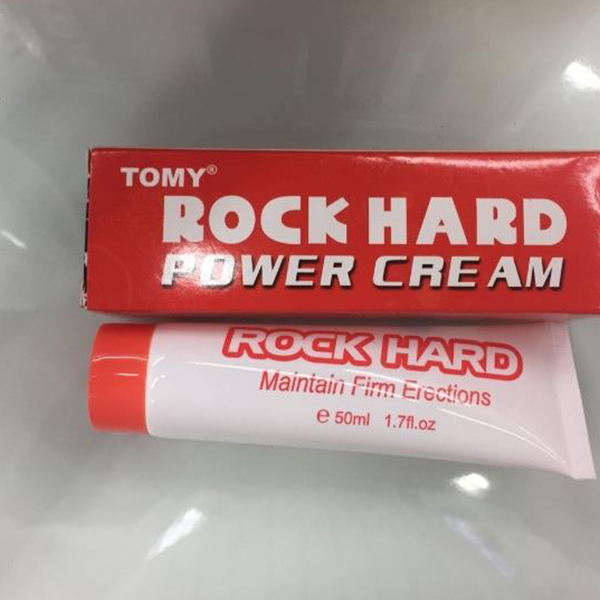 OEM Rock Hard Power Cream Delay Cream