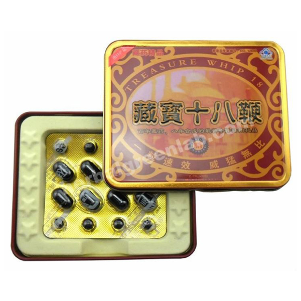 Tibet Babao Sex Enhancer