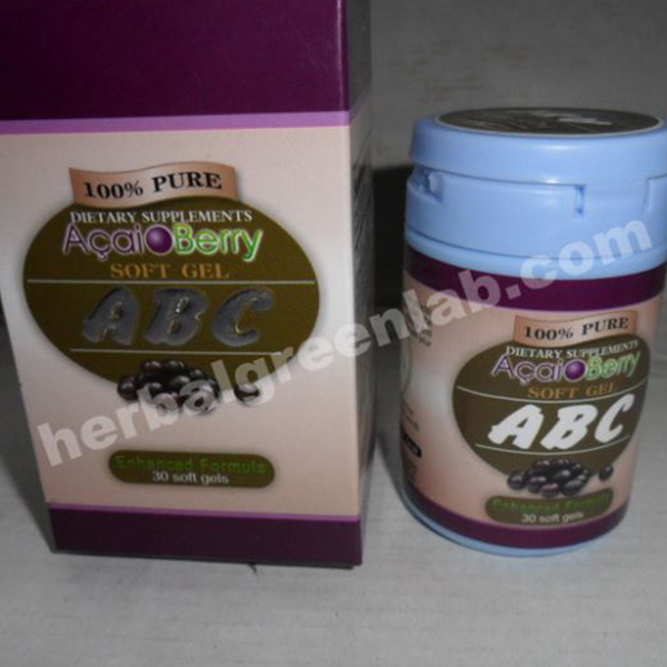 ABC-Acai Berry Slimming Capsule