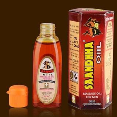 OEM Sanda Oil A Panis Massage Oil