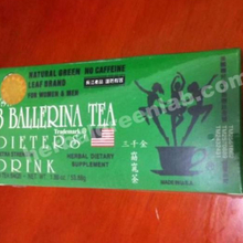 Ballerina Tea Loss Weight Fast
